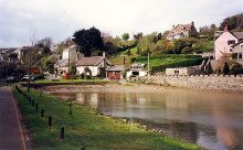 Salcombe, Lower Batson, Devon © Humphrey Bolton